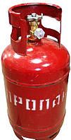 Баллон газовый 12л