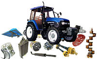 Запчасти для садовых тракторов HUSQVARNA