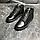 Чёрные кожаные зимние ботинки Tommy Hilfiger | натуральная кожа/натуральная шерсть + термополиуретан, фото 4