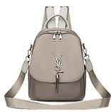 Рюкзак-сумка жіночий невеликий нейлон, фото 4