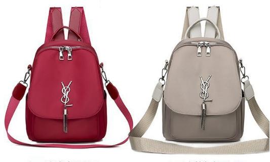 Рюкзак-сумка жіночий невеликий нейлон