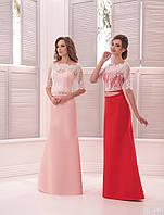 Вечернее платье (40) для выпускных вечеров и свидетельниц (цвета - в ассортименте)