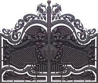 Ворота Под заказ в Кременчуге