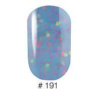 Гель-лак для ногтей Naomi Candy Bar Collection №191
