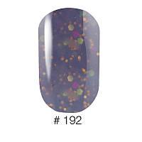 Гель-лак для ногтей Naomi Candy Bar Collection №192