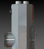 Твердопаливний теплогенератор Адес ТГ-35 кВт (повітряний котел)