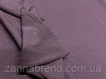 Трикотажна тканина трехнитка петля мідно-рожевого кольору (Туреччина)
