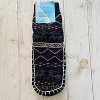Шкарпетки дитячі з підошвою розміри 26-27, 28-31, 32-35 (для хлопчиків)