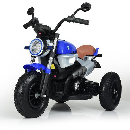 Мотоцикл Bambi M 3687AL-4 Синій