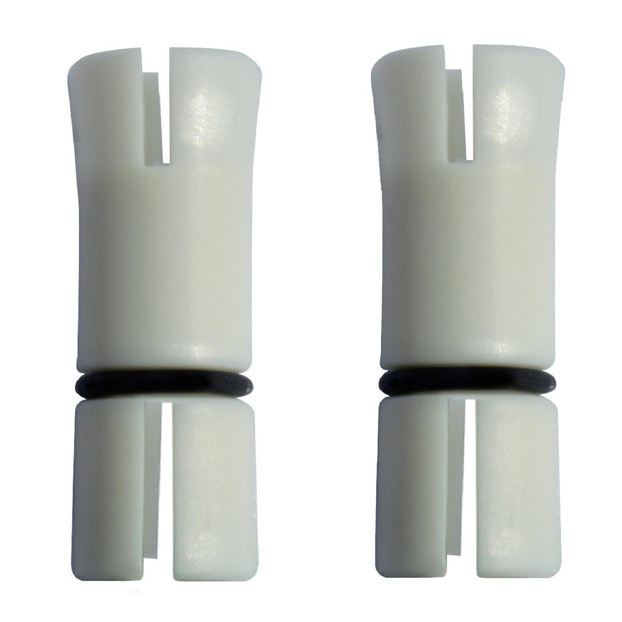 """Годинники настінні """"Basic Dome"""" білі Ø35 см"""