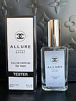 Chanl Allure Homme Sport - BW Tester 60ml