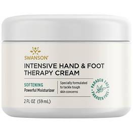 Крем Intensive Hand & Foot Therapy Cream Swanson 59 мл