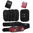 """Пояс для схуднення, масажер для тіла, тренажер міостимулятор """"ABTronic X2"""", Абтронік. З гелем., фото 2"""