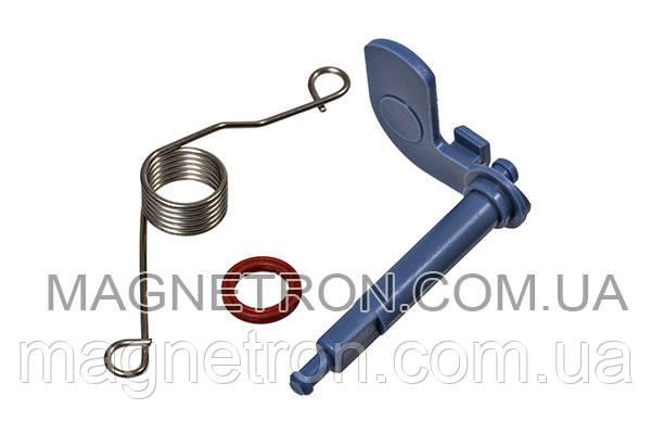 Рычаг диспенсера + пружина + прокладка для посудомоечных машин Bosch 166630, фото 2