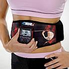 """Пояс для схуднення, масажер для тіла, тренажер міостимулятор """"ABTronic X2"""", Абтронік. З гелем., фото 4"""
