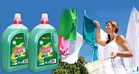 Немецкий гель для стирки Alpen Fresh Color 6 литров в подарок 6 литров