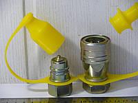 Муфта разрывная М16х1.5 (М22х1.5) пневмошлангов прицепа КАМАЗ, MERCEDES, MAN пр-во Турция