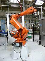 10 фактів про промислових роботах