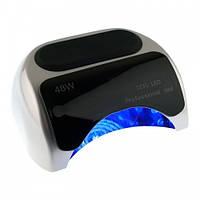 LED + CCFL лампа проффессиональная на 48 вт, для гель-лаков и для геля .Корея