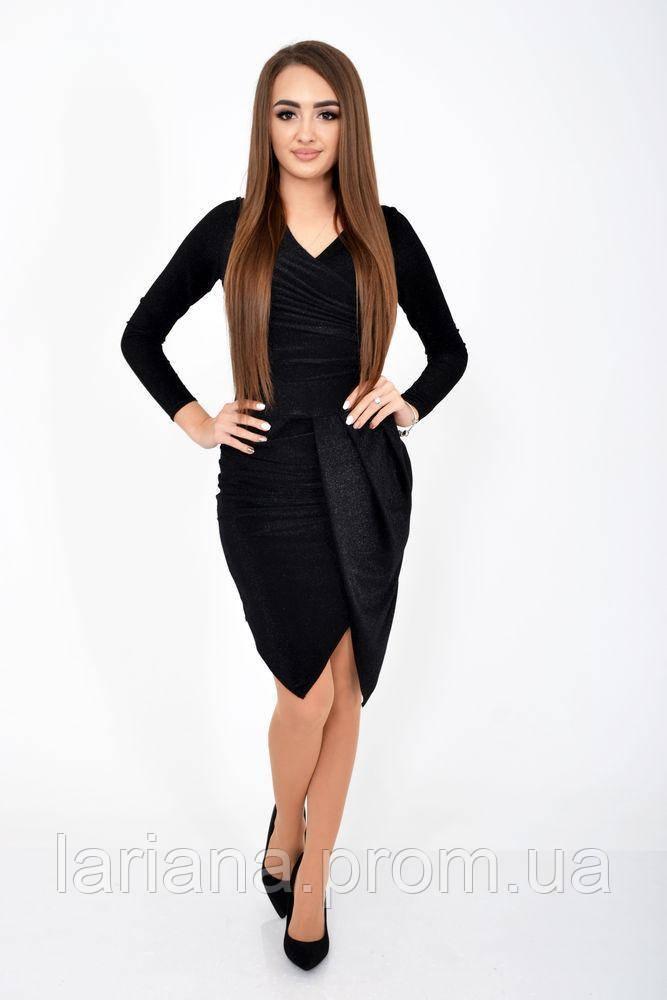 Платье женское 112R011-459 цвет Черный