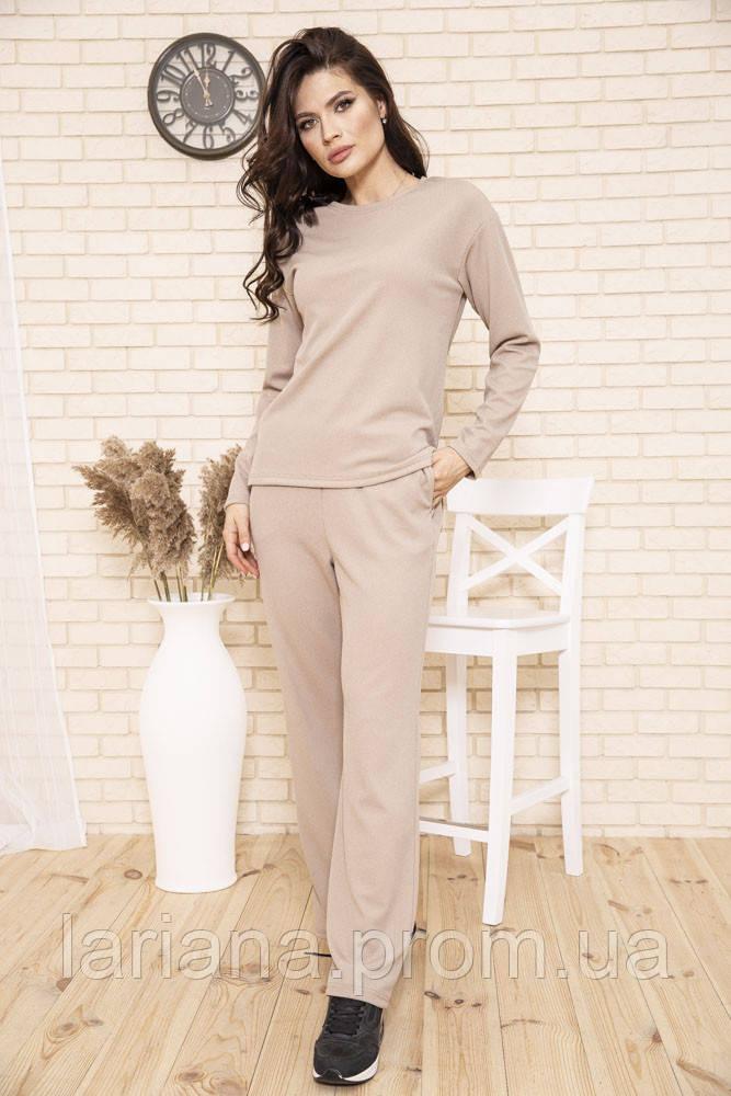 Спорт костюм женский 104R0035 цвет Мокко