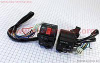 Блок кнопок на руле правый и левый комплект  на мотоцикл  VIPER -125-J