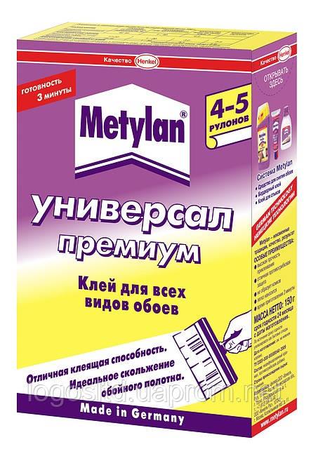 Клей Metylan 250гр. (Метилан) универсальный ПРЕМИУМ