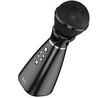 Караоке-микрофон портативный HOCO BK6, черный