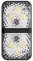 Подсветка LED открытой двери автомобиля BASEUS CRFZD-01 2 шт., черная