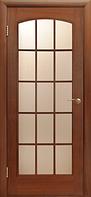 Двери шпонированные Капри-3 тон ПОО