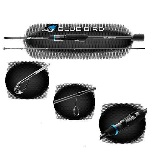Спининг Favorite Blue Bird BB1-732UL-S 2.19 m 1-7g Ex.Fast