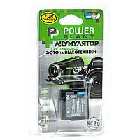 Акумулятор до фото/відео PowerPlant Panasonic VW-VBD070, CGA-DU07 (DV00DV1339), фото 3