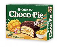 Десерт Choco Pie Mango Orion 360g, фото 1
