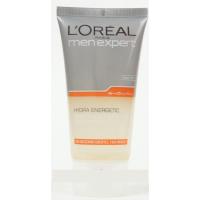 Очищающий гель L'Oreal Men Expert Hydra Energetic «Утреннее пробуждение», 80 ml