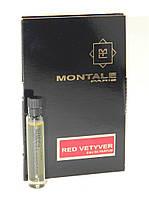 Montale Red Vetyver - Парфюмированная вода (Оригинал) 2ml (пробник)