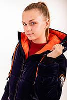 От производителя. Пальто зимнее удлиненное на девочку. Новинка зима 2021-2022!!!