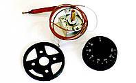 FSTB 150C  — Термостат капиллярный для сауны (бани), с ручкой, Toff=150°С, L труб. 850мм, однофазный, 250V 16A