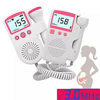 Фетальный Допплер 3.0, ультразвуковой детектор сердцебиения для беременных, карманный допплер электронный