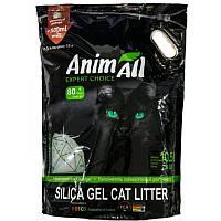 Силикагель для лотков AnimАll Зеленый изумруд 10л