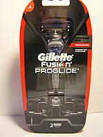 Станок для бритья мужской Gillette Fusion Proglide  F1 (Жиллет Формула 1 станок + 2 картридж)