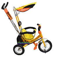 Трехколесный велосипед Azimut Trike с надувными клесами
