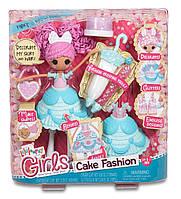 Кукла Лалалупси Сладкая фантазия Lalaloopsy Girls Cake Fashion Doll- Fancy Frost 'N' Glaze