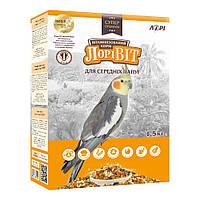 Лоривит корм для середніх папуг, 1500 м