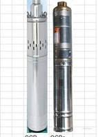 QGD 2,5-60 0,75кВт Скважинный шнековый насос (EUROTEC)