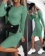 """Сукня жіноча розміри 42-46 (2цв) """"ZIG ZAG"""" купити недорого від прямого постачальника"""