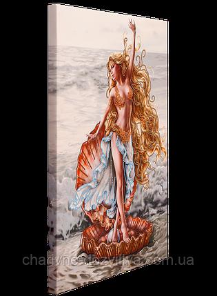 """Схема для вышивания бисером на подрамнике (люди) """"Афродита"""", фото 2"""