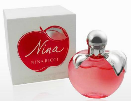 Духи женские Nina Ricci Nina (Нина Риччи Нина)