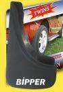 Брызговики Peugeot Bipper передние