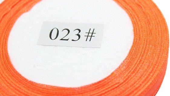 Лента атласная 1см/23м (023)