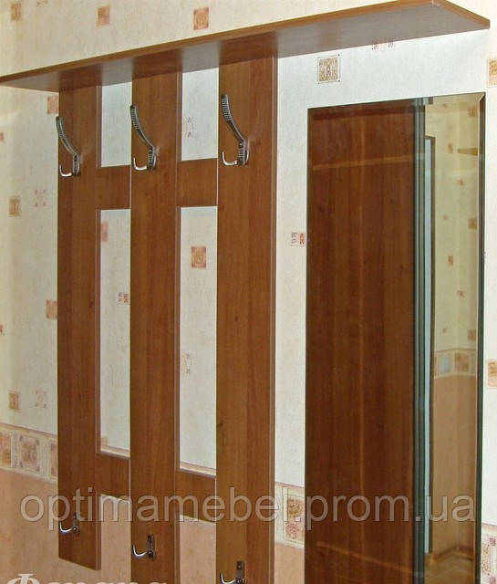 Прихожая (вешалка + зеркало) под заказ в Мелитополе